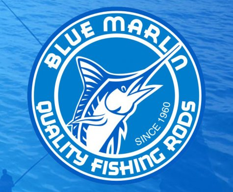 Blue Marlin Fishing Rods