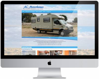 AC Motorhomes screenshot 1